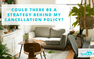 Cancellation Policies Strategy for Short Term Vacation Rentals